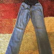 Jessica Simpson Maternity Jeans Med Photo