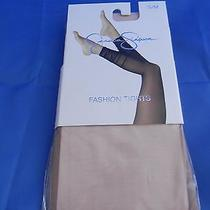 Jessica Simpson Mauve Fashion Tights S/m Nwt 25 Photo