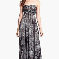 Jessica Simpson Printed Maxi Dress Photo