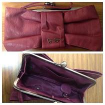 Jessica Simpson Purple Clutch  Photo