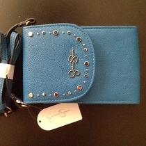 Jessica Simpson Purse (Blue) Photo