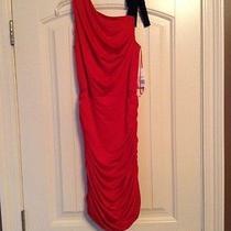 Jessica Simpson Red Dress Pompeain Red Photo