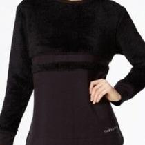 Jessica Simpson the Warm Up Juniors' Fleece-Inset Sweatshirt Size Xs Photo