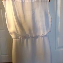 Jessica Simpson White Dress Size 6 Photo