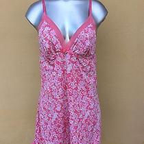 Jessica Simpson Women's Large Pink Lingerie Nighty Photo