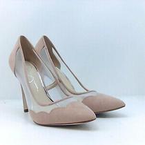Jessica Simpson Womens Jp-Pescanta Pointed Toe Classic Ballet Blush Size 6.0 F Photo