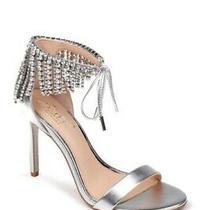 Jewel Badgley Mischka Women's Darielle Evening Sandals Size 7m 129.00 Photo