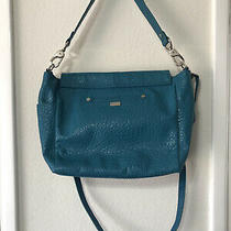 Jewell by Thirty-One Fashion Week Purse Teal Affaircrossbody Strap Shoulderbag Photo