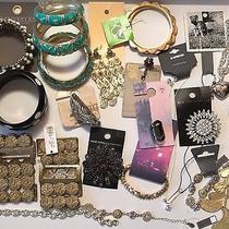 Jewelry Bracelets Lot 23pc Urban Outfitters C Wonder Pilgrim Anthropologie Etc Photo