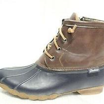 Ji-312 Skechers Pond Quacker Women's Ankle Boot Size 9 Photo