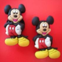 Jibbitz Clog Shoe Charms Fit Crocs Bracelets Belts 2 Mickey Mouse Photo