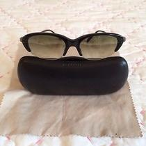 Jil Sander Fashion Cat Eye Green Sunglasses Photo