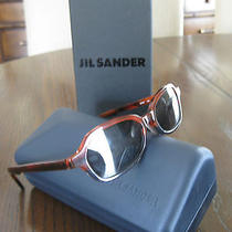Jil Sander Sunglasses Made in Italy New With Case Js630s Photo