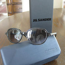 Jil Sander Sunglasses Made in Italy New With Case Js631s Photo