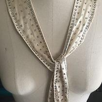 Jill Stuart Retro Crystal Collar Tie Photo