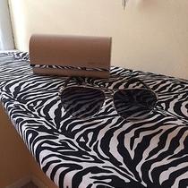 Jimmy Choo Aviator Sunglasses - Authentic/never Worn Photo