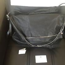 Jimmy Choo Black Extra Large Bike L Handbag Photo