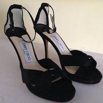 Jimmy Choo 'Macy' Platform Sandals Sz 36 Photo