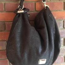 Jimmy Choo Original Brown Snake Sky Hobo Leather Bracelet Bag Photo