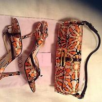 Jimmy Choo Shoes With Handbag Set. New Without Box. Photo