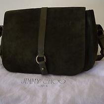 Jimmy Choo Suede Bag Photo