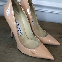 Jimmy Choo Women Pointed Pumps Color Beige and Blush Pink Size 36 Photo
