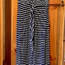 Jo Jo Maman Bebe Pregnancy Breastfeeding Summer T-Shirt Maxi Dress-Size Small Photo