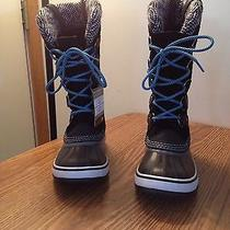 Joan of Arctic Knit Boots Photo