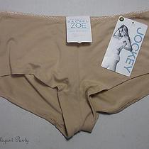 Jockey Rachel Zoe Biege Modern Fit Boyshort Panty Size M Photo