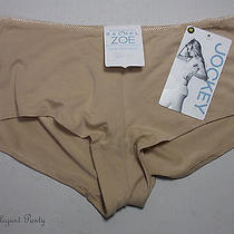 Jockey Rachel Zoe Biege Modern Fit Boyshort Panty Size M Photo