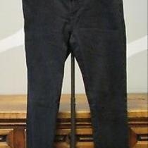 Joe's Black Cotton Blend Denim Sabrina Jeans - 28 Photo