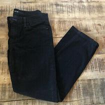 Joes Jeans Black Sz 29 Straight Ankle  Photo