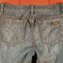 Joe's Jeans Size 30 Honey Booty Fit Bootcut Blue Jeans Dark Wash Denim 30wx31.5 Photo