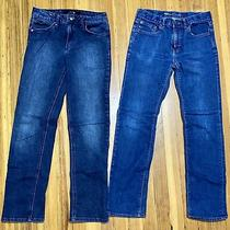 Joes Jeans & the Gap Boys Size 14 Blue Straight Leg Jeans Photo