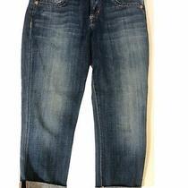 Joe's Women's Jeans Size 26 Cuff Cigarette Fit  Photo
