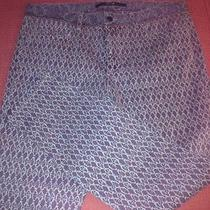 Joes Jeans High Water in Plum Bandana Ethnic Size 31 Photo