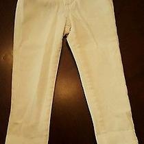 Joes Jeans Little Girls White Jeggings 3t Gently Worn Photo