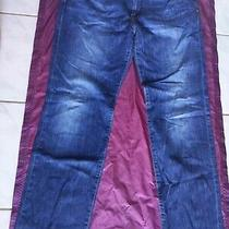 Joes Jeans the Classic Fit Mens Dark Wash Straight Leg Size 32 X 38 Photo