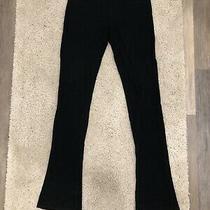 Joes Jeans Women Jeans Viscose Nylon Spandex Blend Size 27 Black Photo