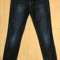 Joes Jeans Womens Blue Bridget Skinny Ankle Jeans Size 26 Photo