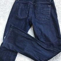 Joes Jeans Womens Size 26 Rockers Inseam 33 Dark Wash Photo