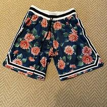John Elliott Midnight Bloom Game Shorts Size 1(small) New Without Tags (Unworn) Photo