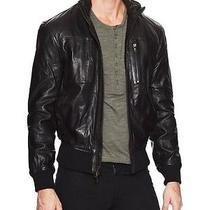 John Varvatos Aviator Jacket M Balmain Owens Givenchy Photo