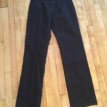 John Varvatos Black Chino Pants Size 46 Photo