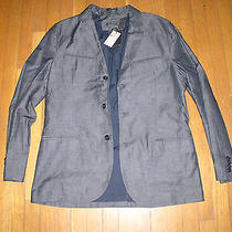 John Varvatos Blazer Size 44 398 Photo