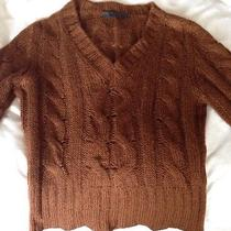 John Varvatos Cable Knit Sweater Photo