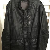 John Varvatos Coated Linen Jacket Photo