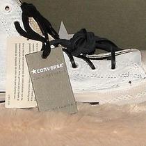 John Varvatos Converse Chuck Taylor White Painted 11.5 Photo