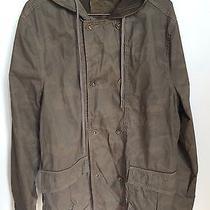 John Varvatos Converse Hoodie Hooded Jacket Large Photo