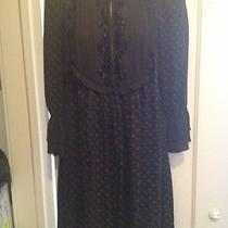 John Varvatos Converse Silk Boho Western Dresss Xs Photo